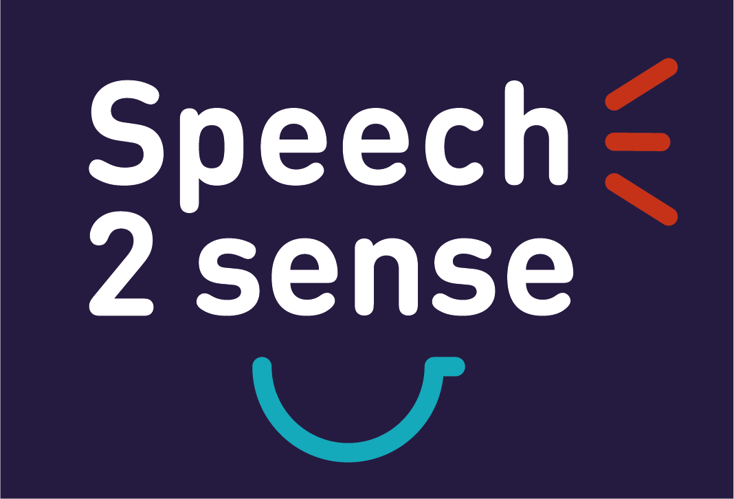 Logo Speech2sense
